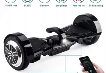 "Koowheel Off Road Hoverboard 7.5"" All Terrain Hoverboard"