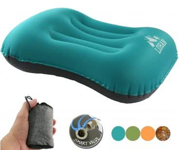 Inflatable Camping Pillow for Sleeping/Backpacking Pillow