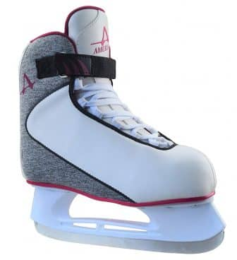 American Athletic Shoe Co.Women's American Soft Boot hockey Skate