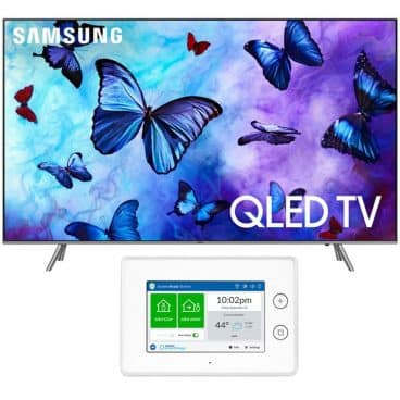 Samsung QN49Q6FN QN49Q6 QN49Q6F 49Q6 49 QLED Smart 4K UHD TV