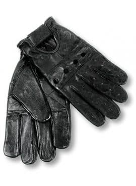 Interstate Leather Men's Basic Driving Gloves