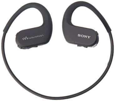 Sony NWWS413BM 4GB Sports Wearable MP3 Player