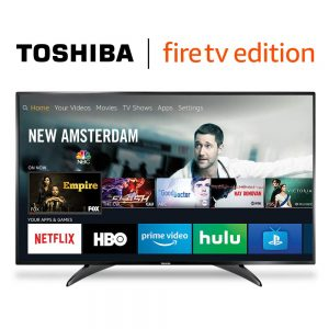 Toshiba 49 inches 1080p Smart LED TV