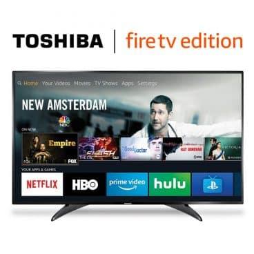 Toshiba 49 inches 1080p Smart LED TV