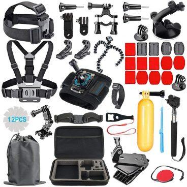 RayHom Accessories Kit for GoPro Hero 5