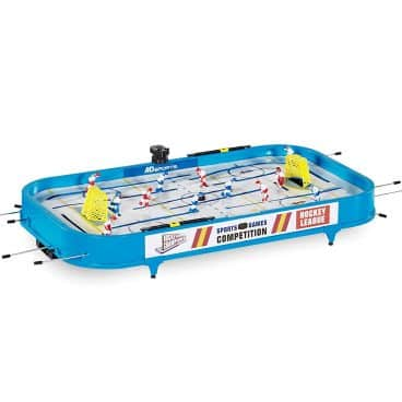 "MD Sports Rod Hockey Table Game, 36"", Lightweight Table Top"