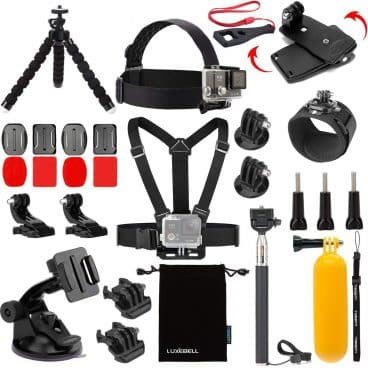Luxebell Accessories Kit