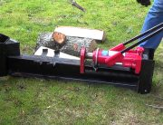Manual Log Splitter