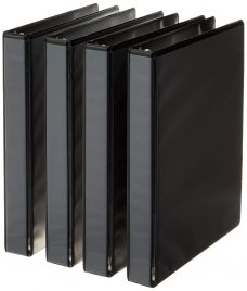 binders for college