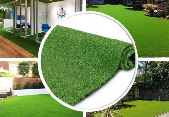 GL Artificial Turf Grass Lawn