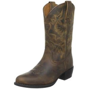 ARIAT Girls Heritage Western R Toe West