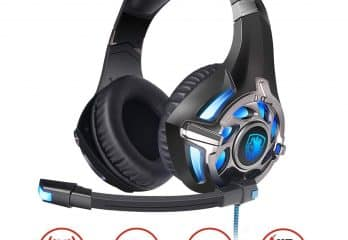 SADES PC Gaming Headset