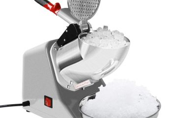Top 9 Best Ice Crushers Of 2020 Reviews