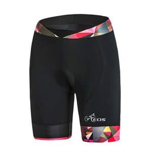 Women's cycling Short With 4DGel Padded