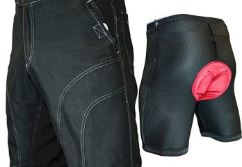 The Pub Crawler-Mens Loose-Fit Commuter Cycling Shorts