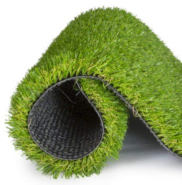 SavvyGrow Artificial Grass for Dogs Pee Pads - Premium 4 Tone Puppy Potty Training