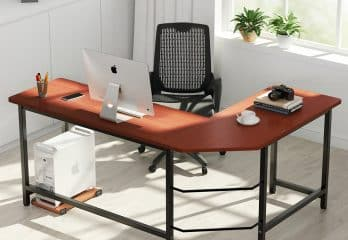 Top 10 Best Corner Desks Of 2021 Reviews
