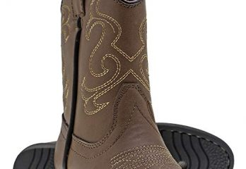 Top 10 Best Girls Cowboy Boots in Review 2019