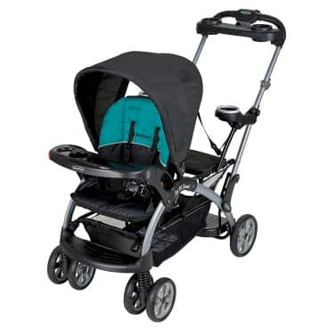 Sit and Stand Strollers