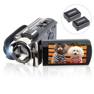 Video Camera Camcorder Digital YouTube Vlogging Camera Recorder