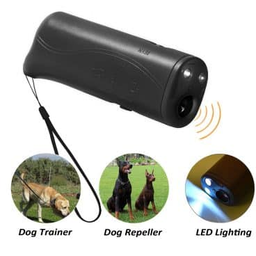 Best Ultrasonic Dog Repellers