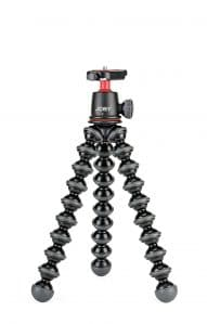Compact Tripod 3K Stand and Ballhead 3K for Compact Mirrorless Cameras