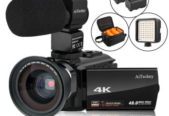 Top 11 Best Camera 4K Camcorders Review in 2019