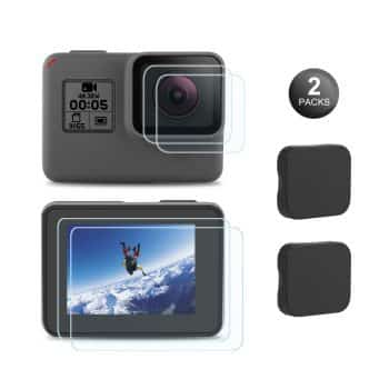 Kupton Screen Protector for GoPro Hero 7