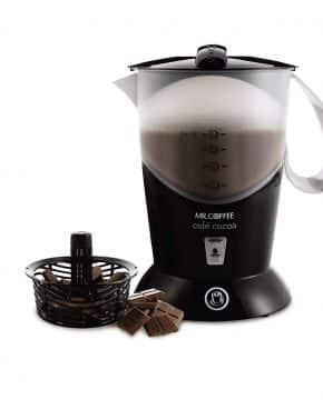 Mr. Coffee BVMC-HC5 Cafe Cocoa Hot Chocolate Maker