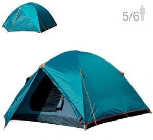 5-Person Tents