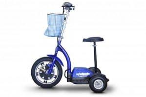 EW-18 E-wheels Ride Scooter 3-Wheel