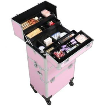 Best Makeup Train Cases