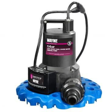 Water Removal Pool Cover Pump