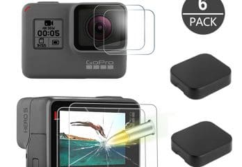 Top 10 Best GoPro Screen Protectors in 2020 Reviews (Total Protection)
