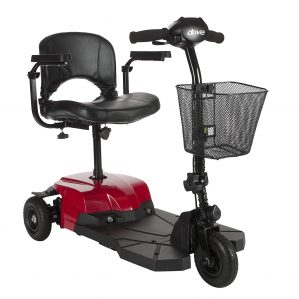 Drive Medical Bobcat X3 3-Wheel Electric Scooters