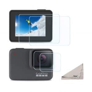 Deyard Screen Protector for GoPro Hero 7