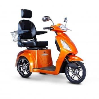 E-Wheels EW-36 3-Wheel Electric Senior Mobility Scooter