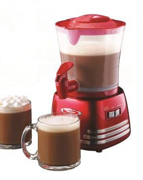 Hot Chocolate, Milk Frother