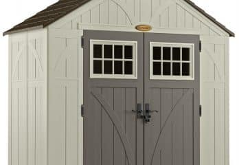 Top 12 Best Suncast Storage Sheds in 2019 Reviews – Buyer's Guide