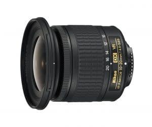 Nikon Wide Angle Lens AF-P DX NIKKOR