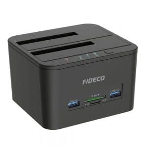 FIDECO ard Drive Readers