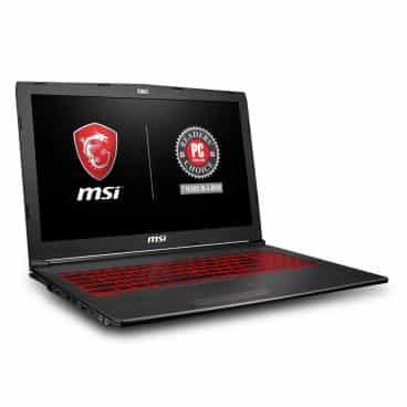 "MSI GV62 8RD-200 15.6"" Full HD Performance Gaming Laptop PC i5-8300H"