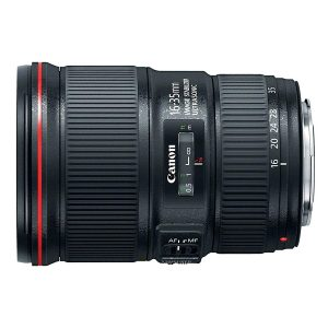 Best Canon Wide Angle Len EF 16-35 mm f/4L IS USM