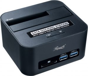 Rosewill ard Drive Readers