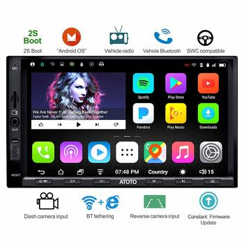 1. ATOTO A6 Double Din Android Car Navigation Stereo