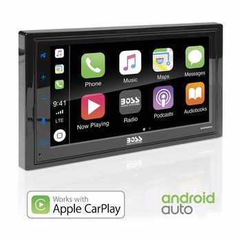 14. Boss Audio Systems Apple Best Android Car Stereo