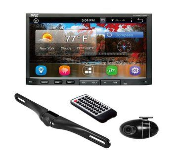 2. Premium 7In Double-DIN Android Car Stereo Receiver
