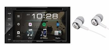 4. Kenwood In-Dash Double-Din Touchscreen
