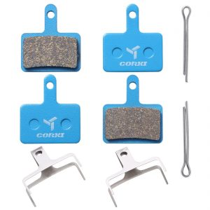Corki 2 Pairs Bike Brake Pads for TRP Tektro Shimano