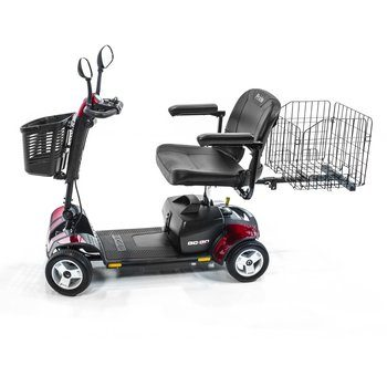 7. Pride Mobility GO-GO Sport 4-Wheel Electric Scooter